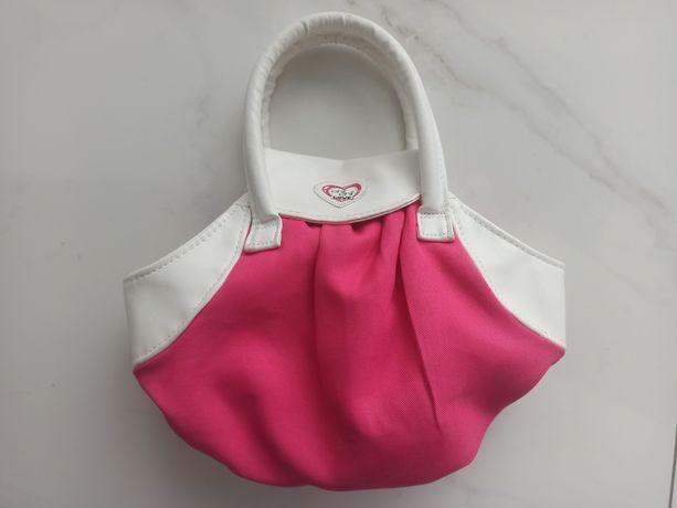 Torebka na pieska piesek chi chi love maskotkę dla dziewczynki różowa
