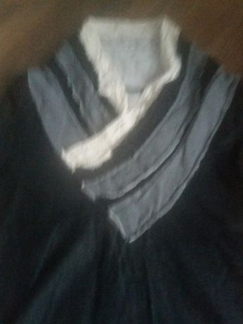 Desigual bluzka bluza z koronka 42 xl