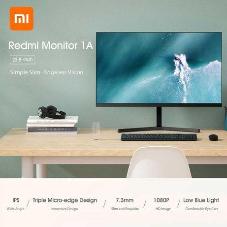 Monitor Redmi 1A 23,8 polegadas 1080P 1920x1080P 60Hz IPS Display NOVO