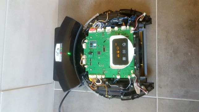 aspirador robot samsung navibot 8750 para peças