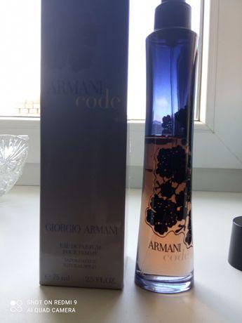 Аромат для шикарных женщин! Giorgio Armani Code Women парфюм. Винтаж.