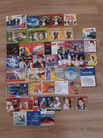 Płyty CD z różnych gazet