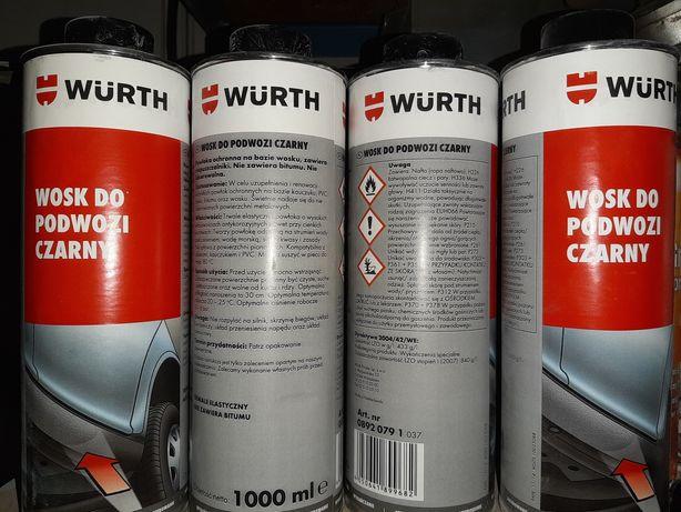 Wurth wosk do konserwacji podwozi