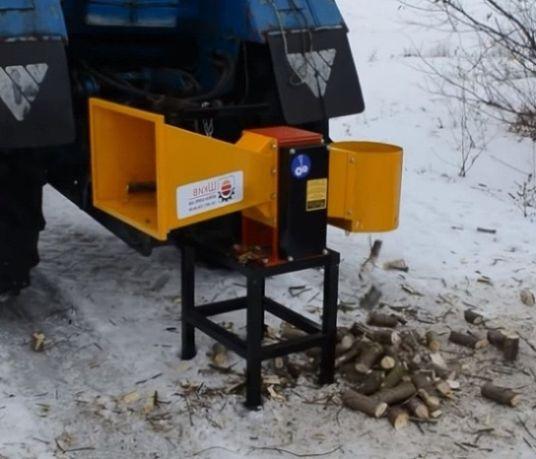 Измельчитель веток, дробилка дерева-80Т