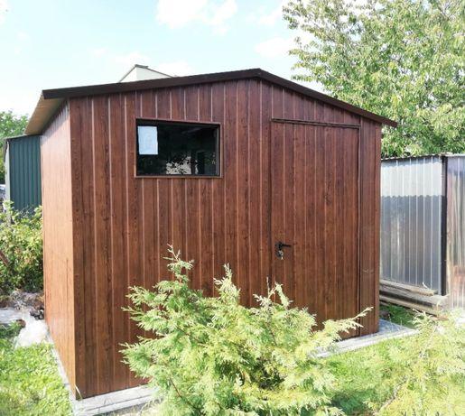GARAŻE BLASZANE blaszaki schowki budowlane garaż blaszak schowek hale