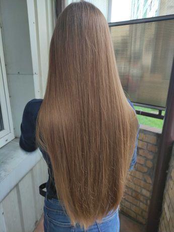 Włosy dziewicze.