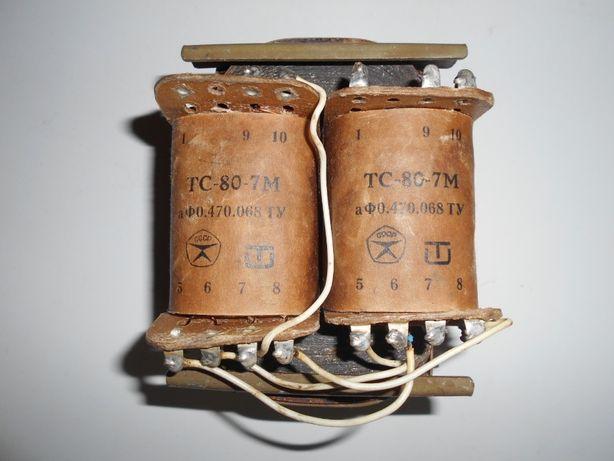 Трансформатор ТС-80-7М