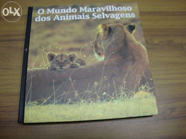 O Mundo Maravilhoso dos Animais Selvagens