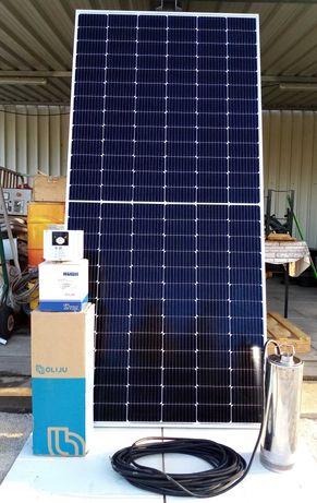 Kit Eletrobomba Solar
