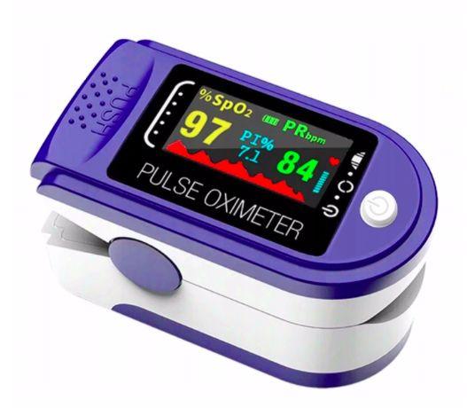 Medyczny Pulsoksymetr Napalcowy OLED DOSTĘPNY OD RĘKI