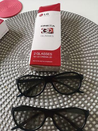 Okulary LG Cinema 3D do telewizora