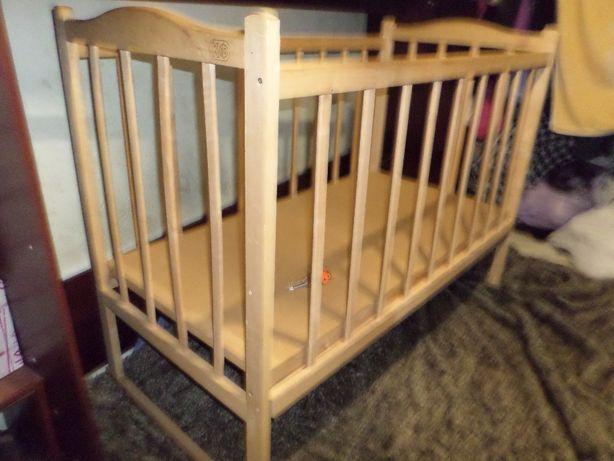 Кроватка детская, б/у (от рождения до 3 лет)