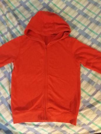 Bluza czerwona 135-140
