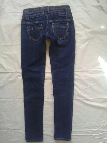 spodnie jeans MISS R.J. 36 S rurki