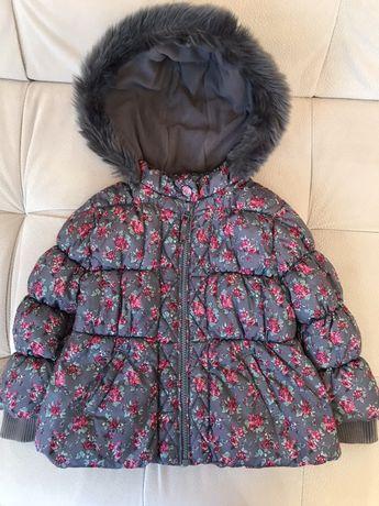 Демисезонная курточка Next на 2- 3,5 лет