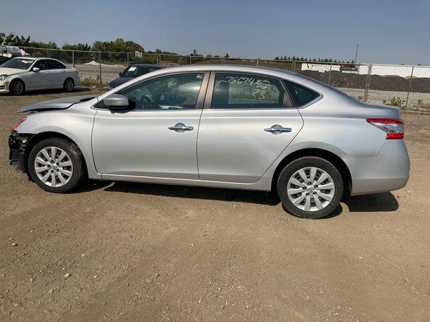 Nissan Sentra 2013 (уже в Одессе) РАССРОЧКА!!!