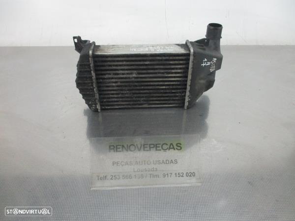 Radiador Do Intercooler Opel Astra H (A04)