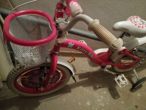 Rowerek Kitty Bike16'