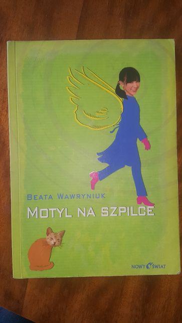 Motyl na szpilce, Beata Wawryniuk
