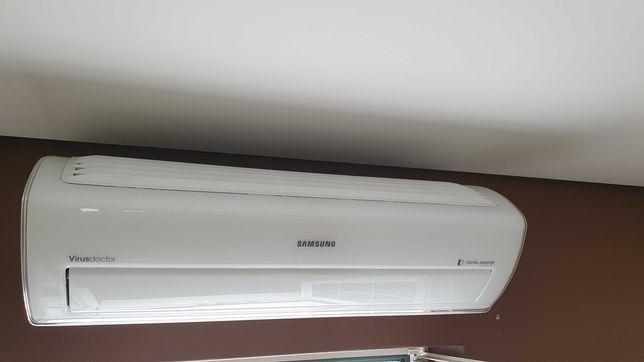 2 Ar Condicionado Samsung