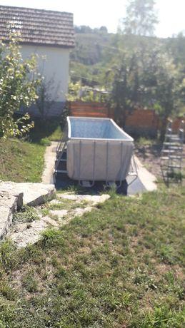 Продам каркасный бассейн.