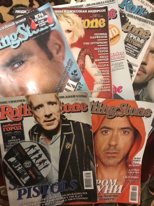 Много журналов Rolling Stone Харків - зображення 1