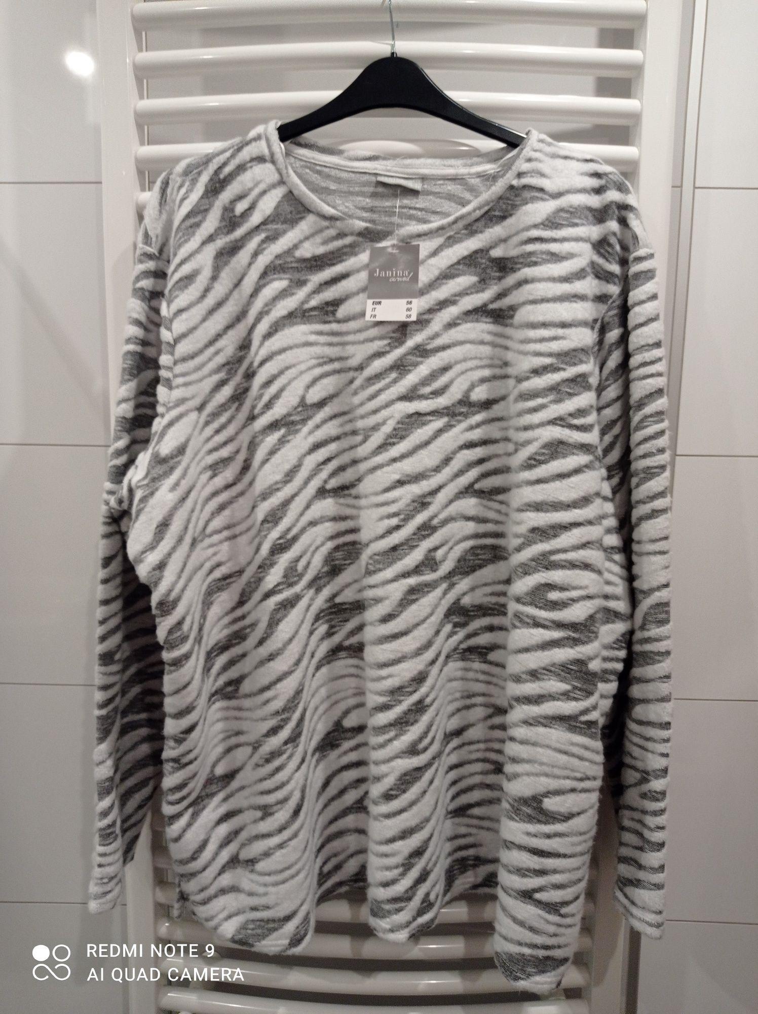 Sweter damski rozmiar 56 - nowy.