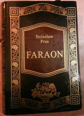 Lektura ,,faraon''.Bolesław Prus