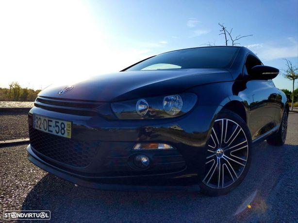 VW Scirocco 2.0 TDi Sport DSG