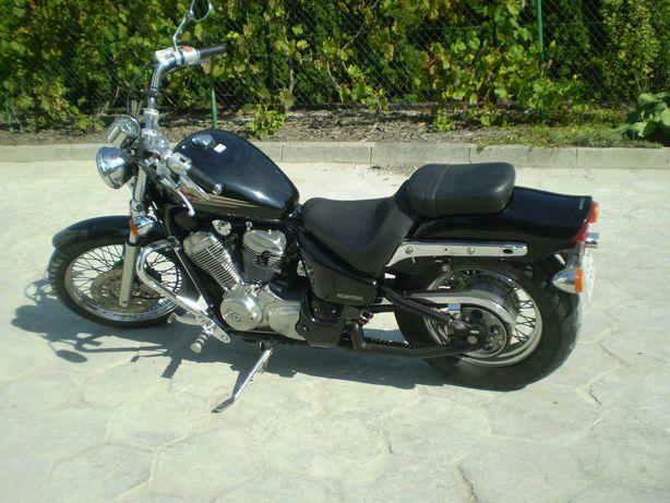 motocykl Honda Shadow VT 600, 2003 r