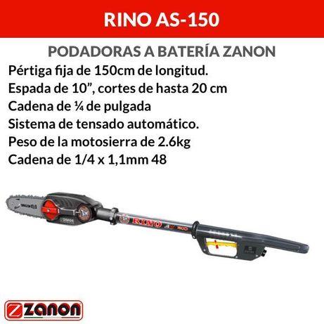Podadora Zanon Rino II AS150