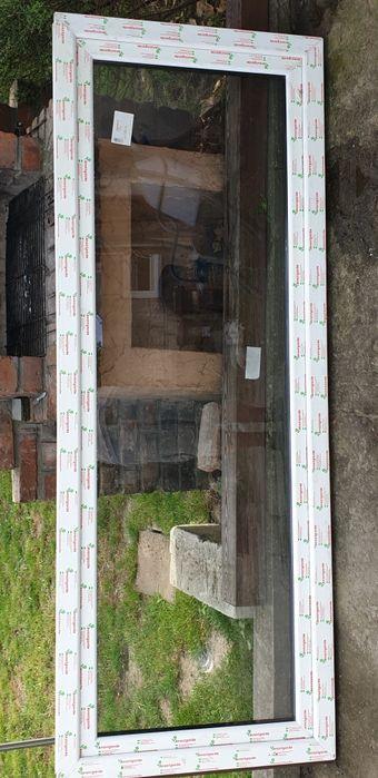 Okno balkonowe PCV Szamotuły - image 1