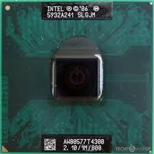 Processador Intel T4300