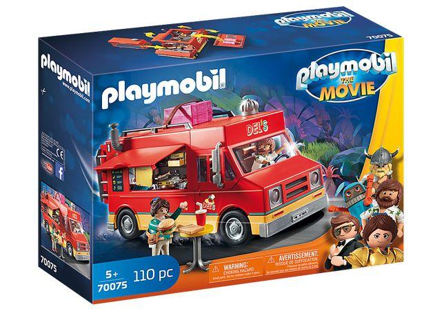 Playmobil 70075 The Movie - Food Truck - NOVO