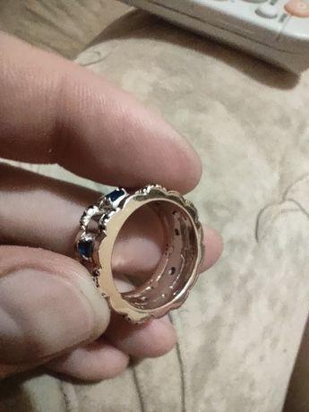 Царское кольцо 585 пробы.