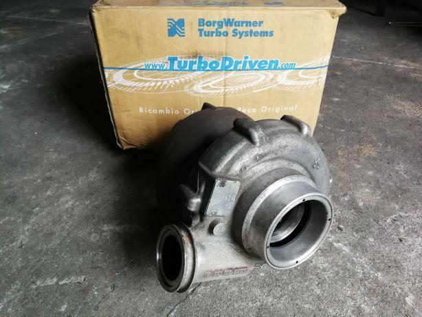 Turbosprężarka, Turbina MAN TGX Borgwarner K-29 TGX TGA TGS TGM