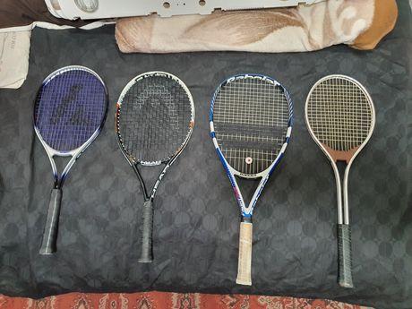 Ракетки (ракетка) для большого тенниса