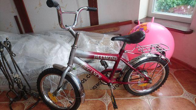 """Детский велосипед Diamond Elegance 16"""" В хорошем состоянии. 800грн."""