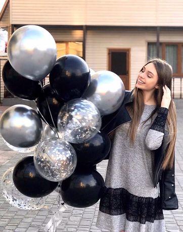 Гелиевые шары Харьков, воздушные шарики, шары гелий Харьков