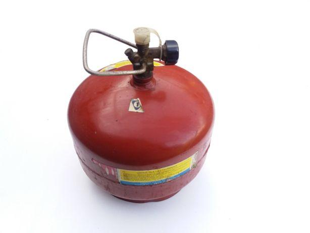 Turystyczna Butla Gazowa - 2 KG - Czerwona