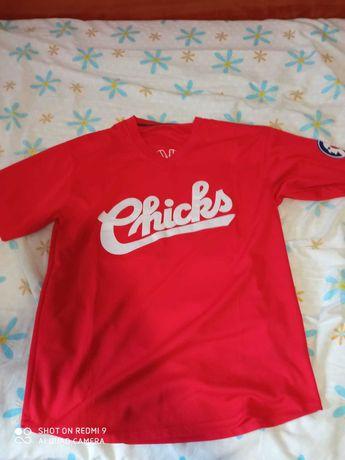 Camisola baseball Jackson 10