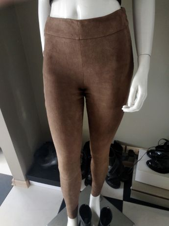 Brunello Cucinelli замша леггинсы брюки оригинал