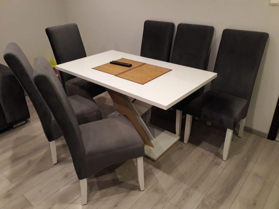 Krzesła tapicerowane Janowiec Wielkopolski - image 1