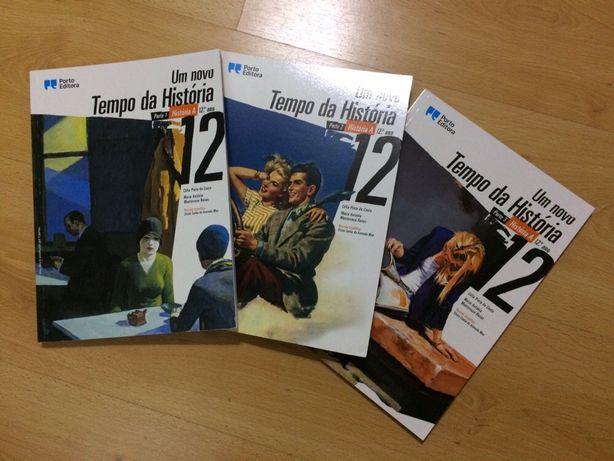 Livros História A 12ano
