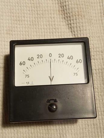 Вольтметр М42300 75-0-75