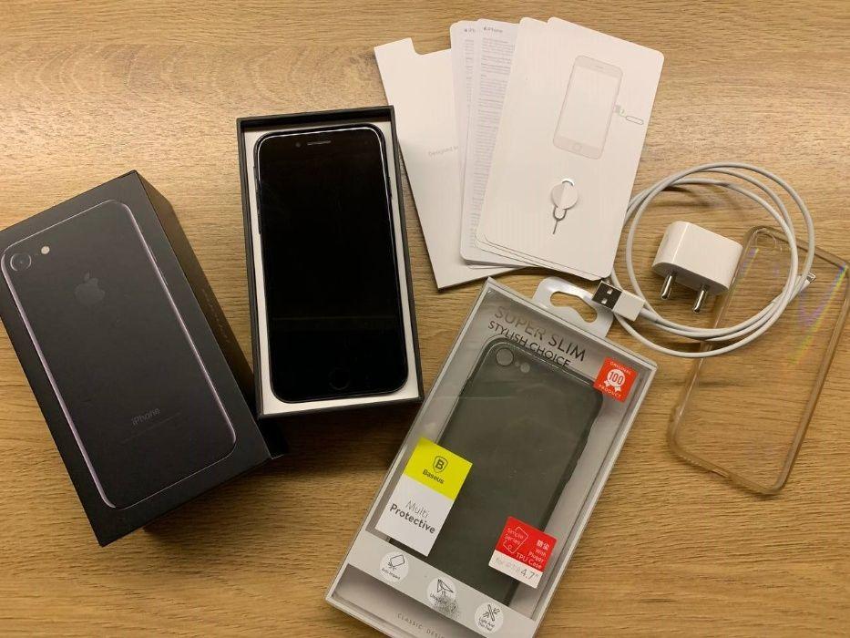 Iphone 7 128gb - Jet black Киев - изображение 1