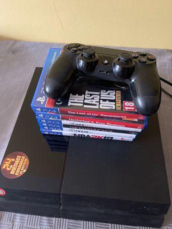Playstation 4+ Gry! Wymiana na Nintendo Switch