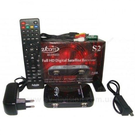 Продам тюнер SATCOM 4110 HD.