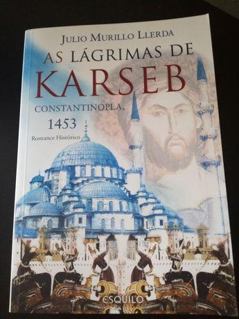 As lágrimas de Karseb
