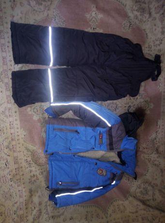 Комплект зимней одежды на мальчика